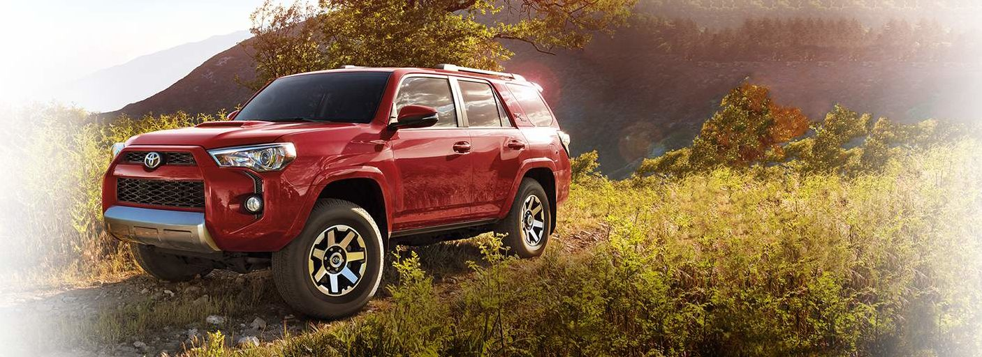 The Adventurous 2019 Toyota 4Runner