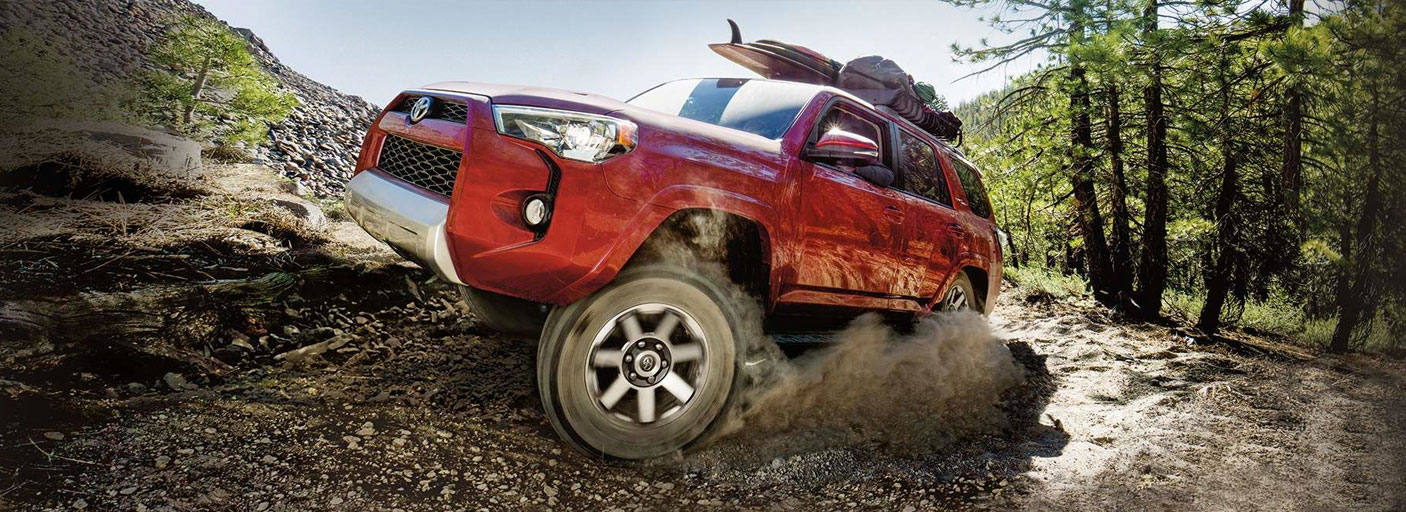 The Adventurous Toyota 4Runner