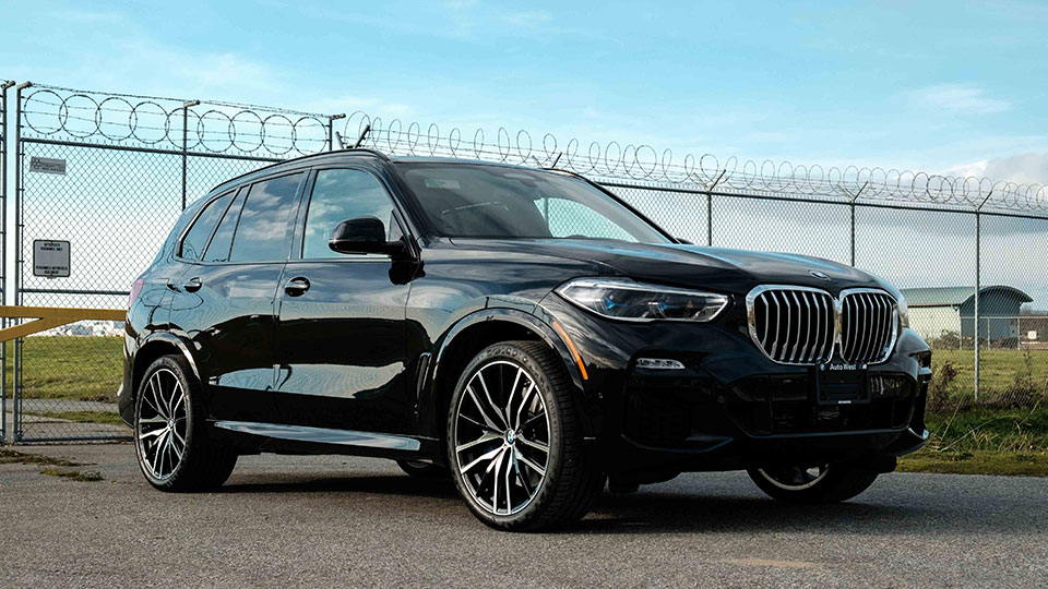 2019 BMW X5 Blog Post