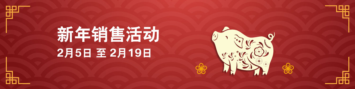 Lunar New Year Banner Chinese
