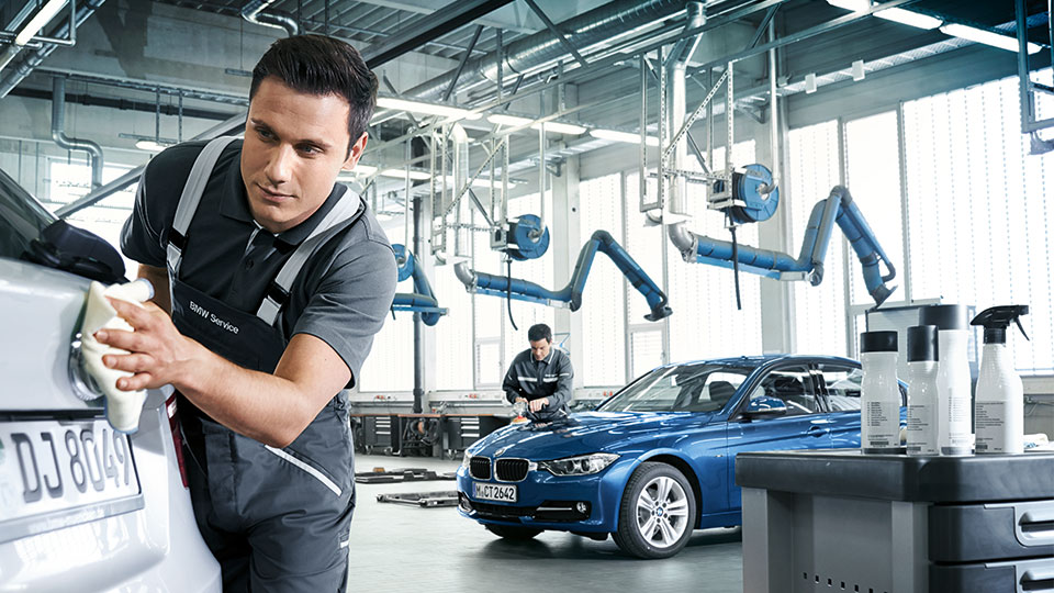 BMW Safety and Health Service