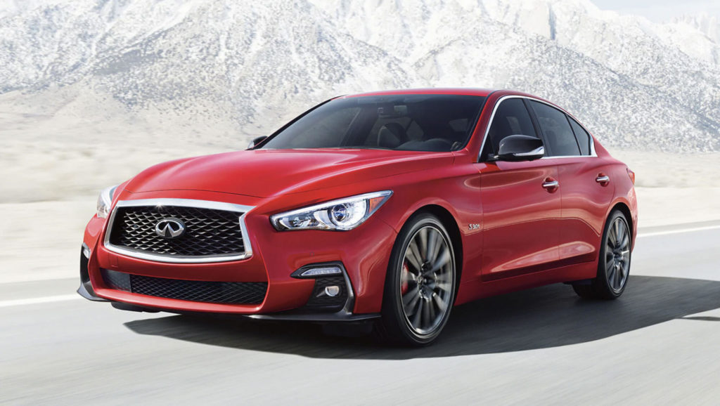 2019 INFINITI Q50 Review: Discover The Exceptional Performance of the 2019 INFINITI Q50 Sedan