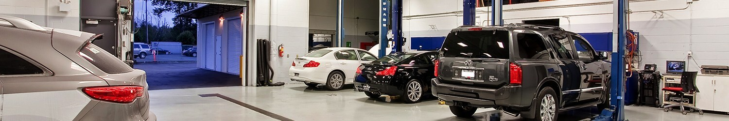 INFINITI of Richmond Service