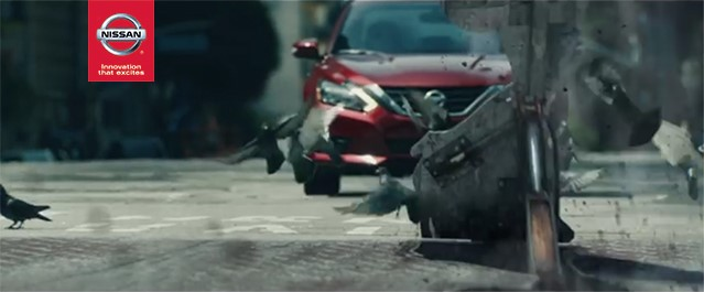 New Nissan Campaign: Altima Pop Ups
