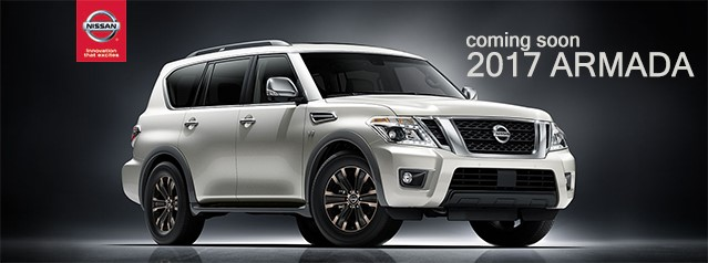 Wide World Of Nissan: Acquiring Mitsubishi And The 2017 Nissan Armada