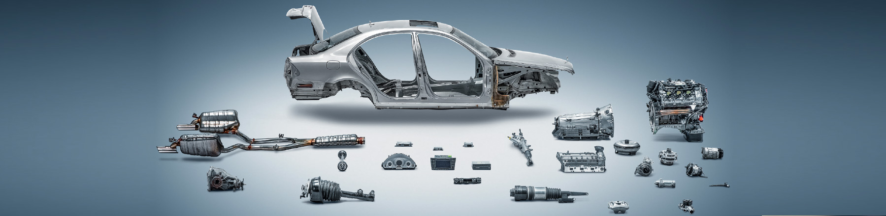 Parts and Accessories -FR