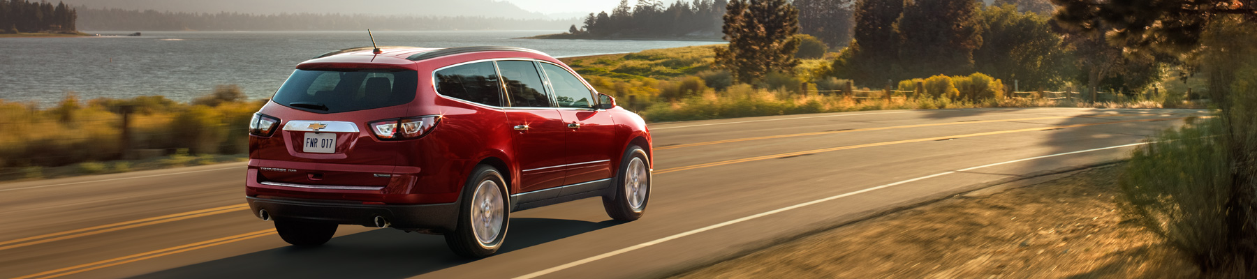 2017 Chevrolet Traverse in Vancouver