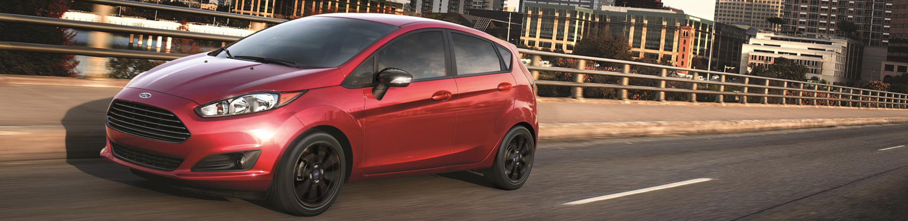 2017 Ford Fiesta in Campbell River