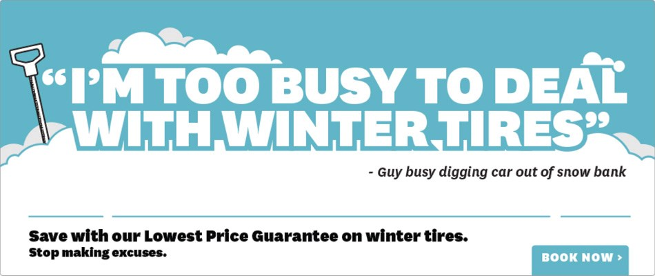 Black Friday 2017 Winter Tires Slide
