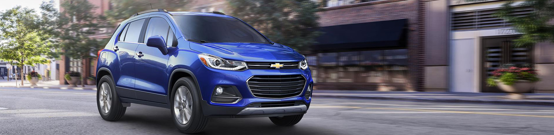 Chevrolet Trax in Parksville, BC