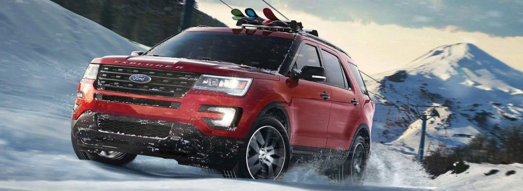 Accessorize your Ford SUV at Lally Southpoint Ford
