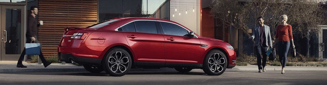 The 2018 Ford Taurus SHO