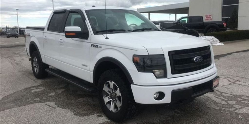 Used Vehicle Spotlight: 2014 Ford F-150 FX4 SuperCrew