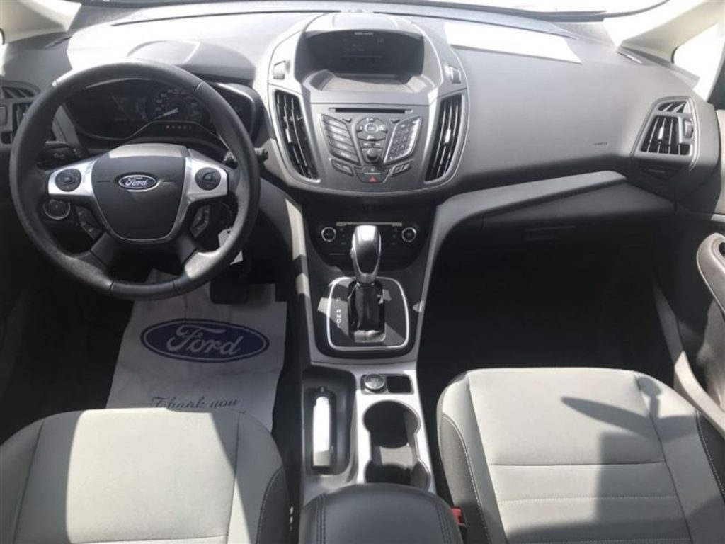 Our 2014 Ford C-MAX Hybrid