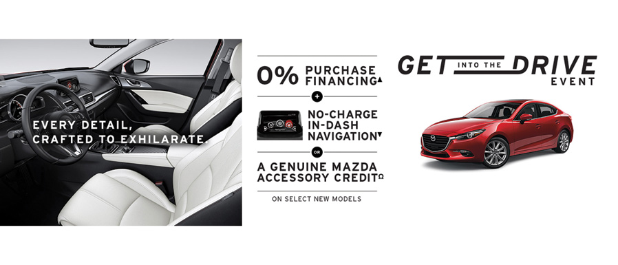 May Mazda Offer