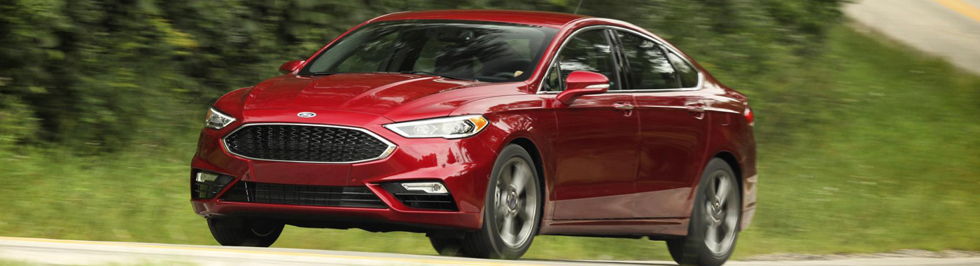 2017 Ford Fusion at Zender Ford