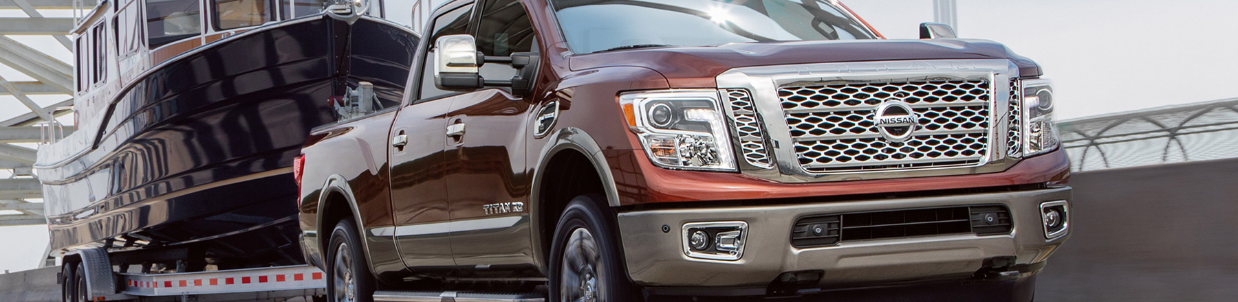 2016 Nissan Titan model in Calgary, AB