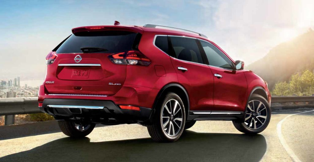 10 Things you need to know about the 2018 Nissan Rogue
