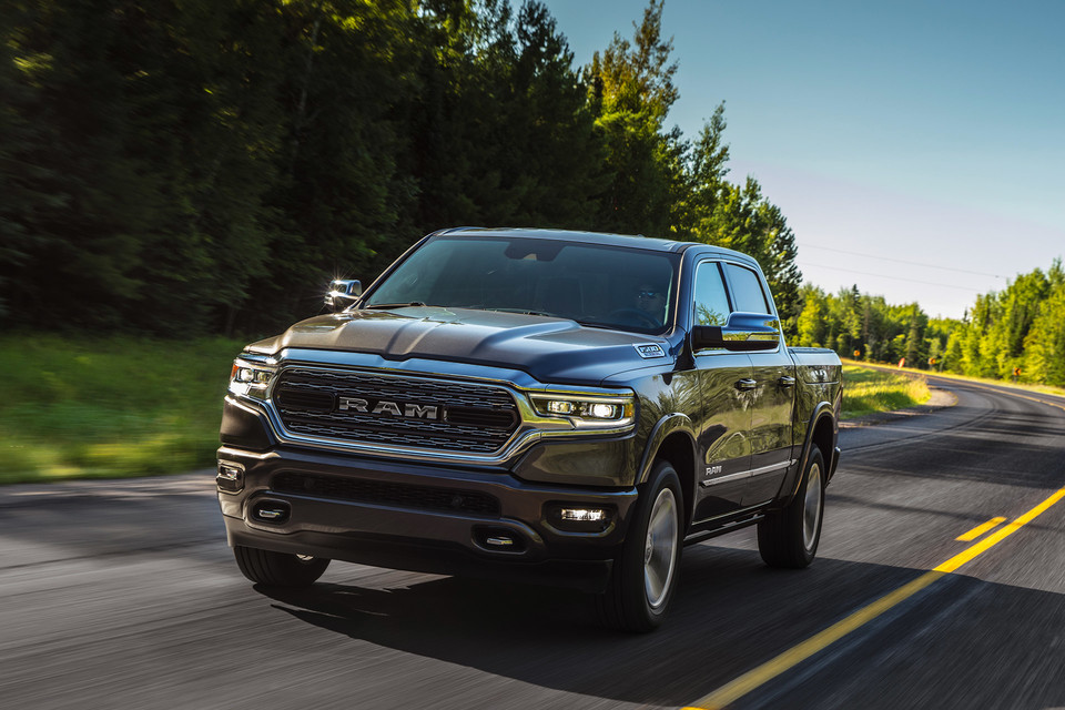 2020 Ram 1500 Exterior Design Grey Driving Forest Highway 2dc90889f4cd6a3e76ff8a696afddeb7 960x640