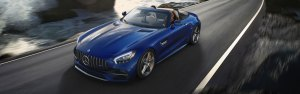 2019 Mercedes-AMG GT Roadsters