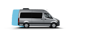 Sprinter Passenger High Roof 170