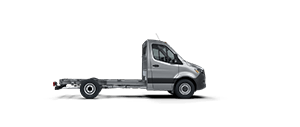 """Sprinter Cab Chassis Standard Roof 144"""" WB"""