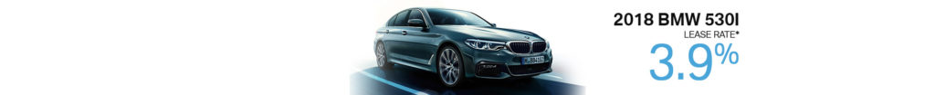 530i March Incentives