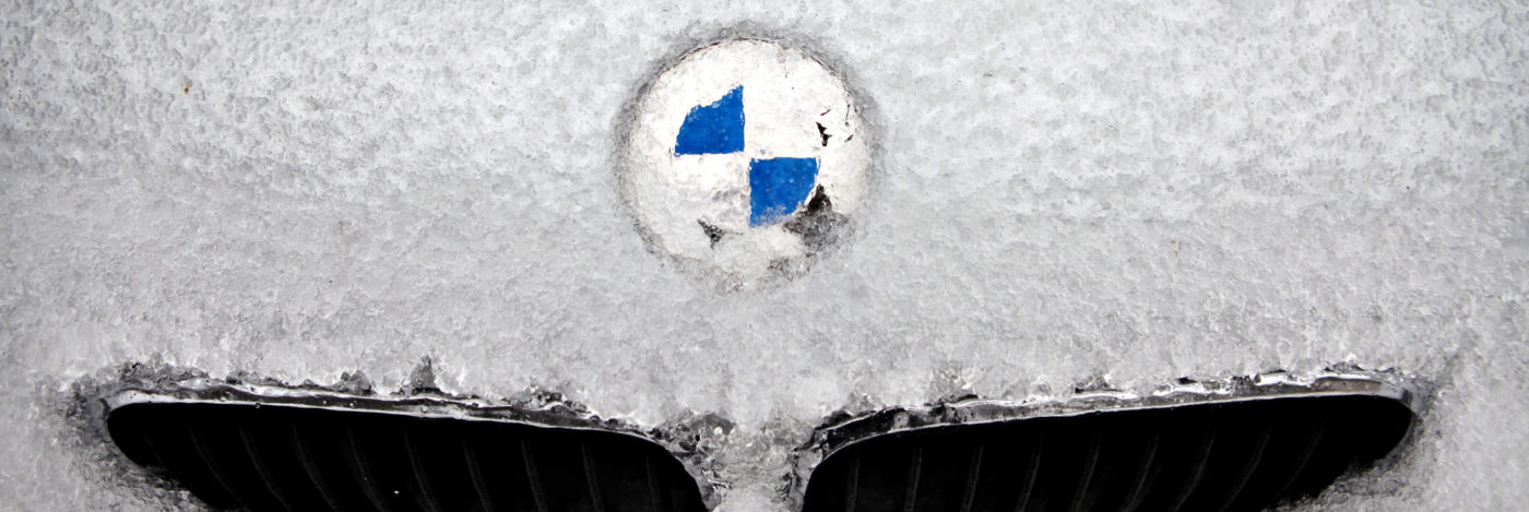 Winterizing your BMW