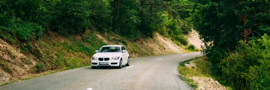 BMW vehicles for road trips