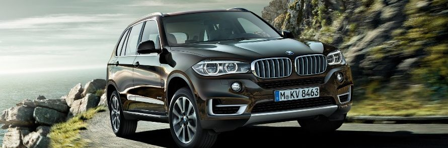 Comparing the BMW X5 and X6