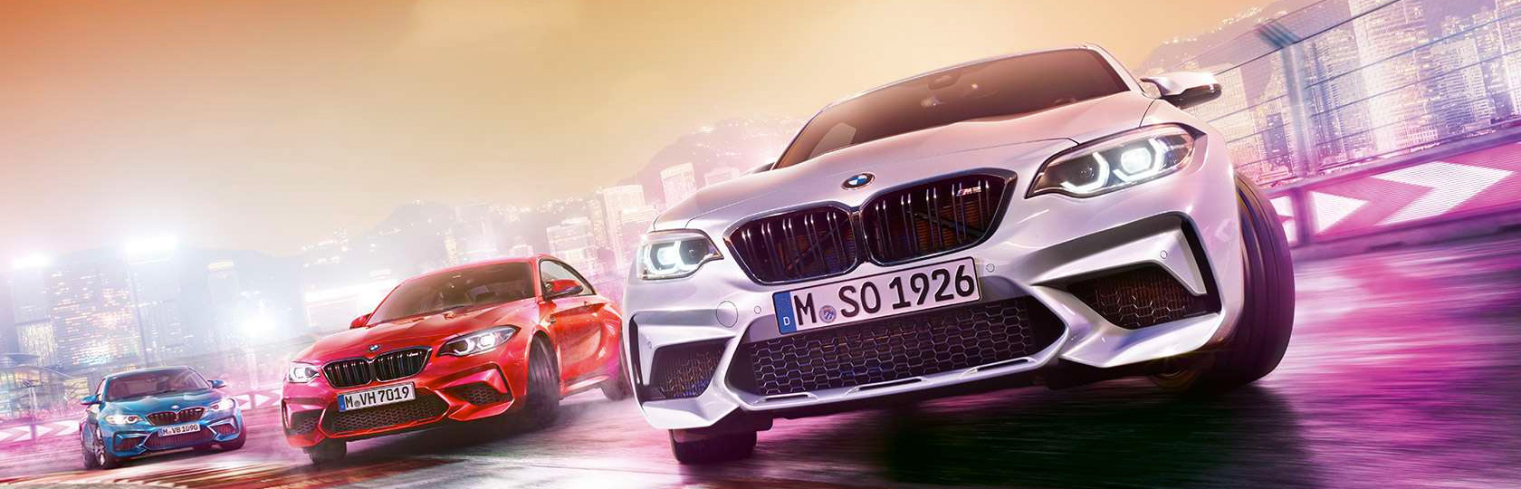 BMW Options for Higher Performance and an Enhanced Driving Experience