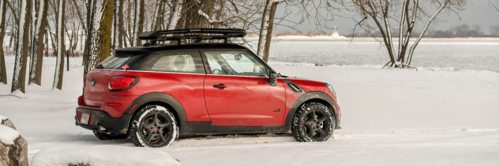 How to winterize your MINI Cooper Convertible