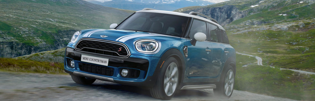 A MINI Existential Crisis: Is the MINI Rear-Wheel Drive?