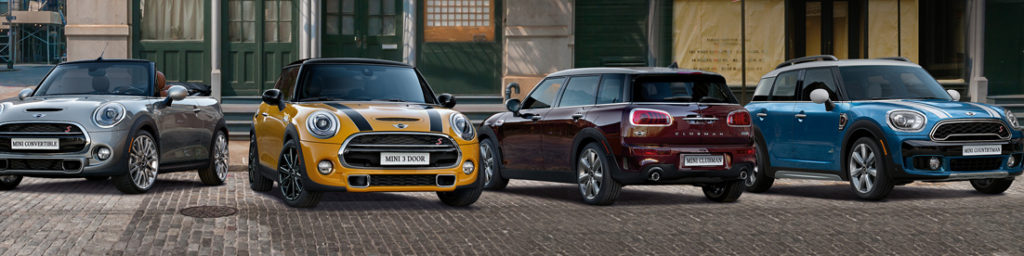 MINI Next Cars