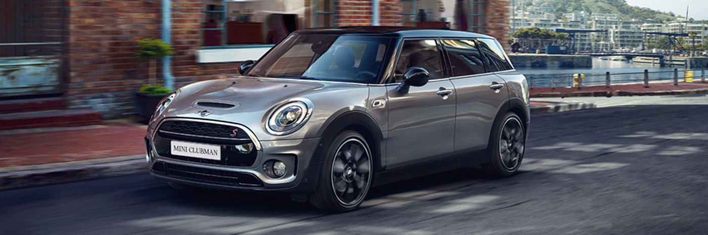 MINI Cooper Clubman S Feature Image