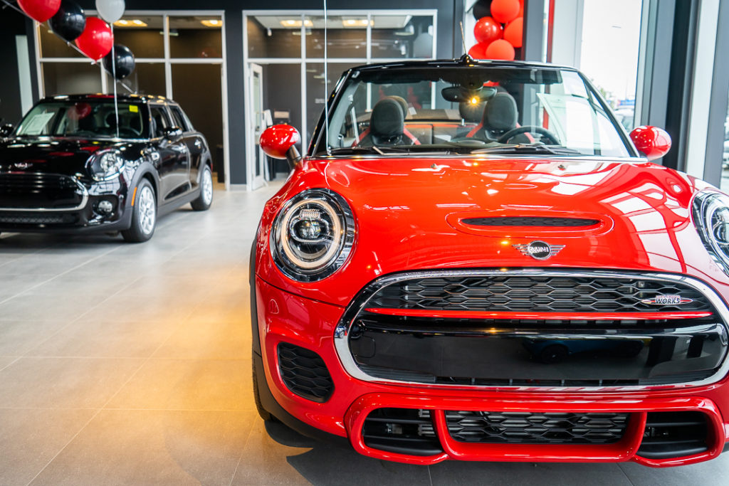 5 Reasons to Own a MINI