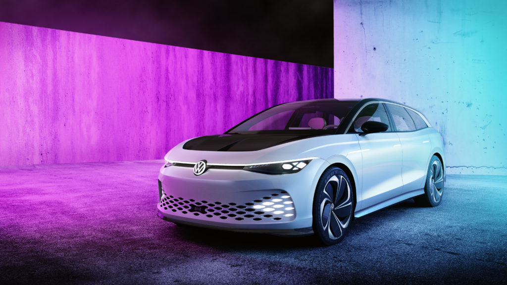 Space Vizzion, ou l'avenir selon Volkswagen