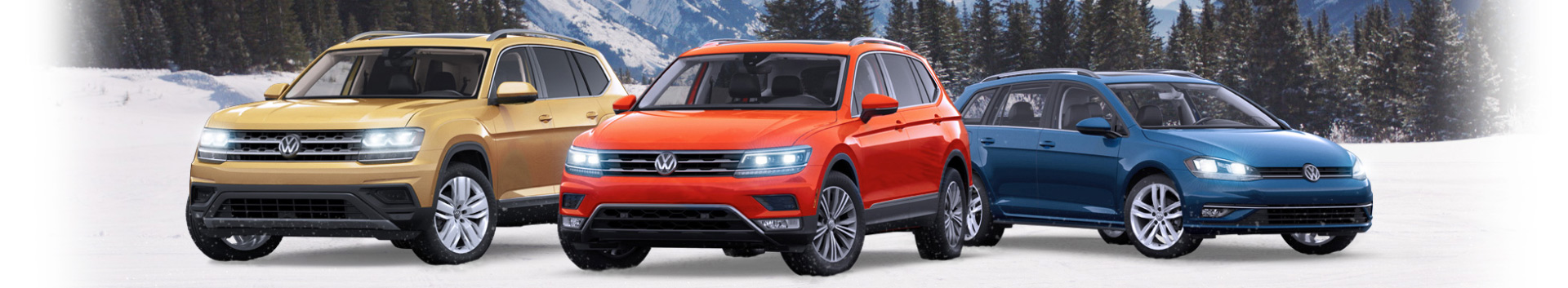 Volkswagen Inventory Blowout