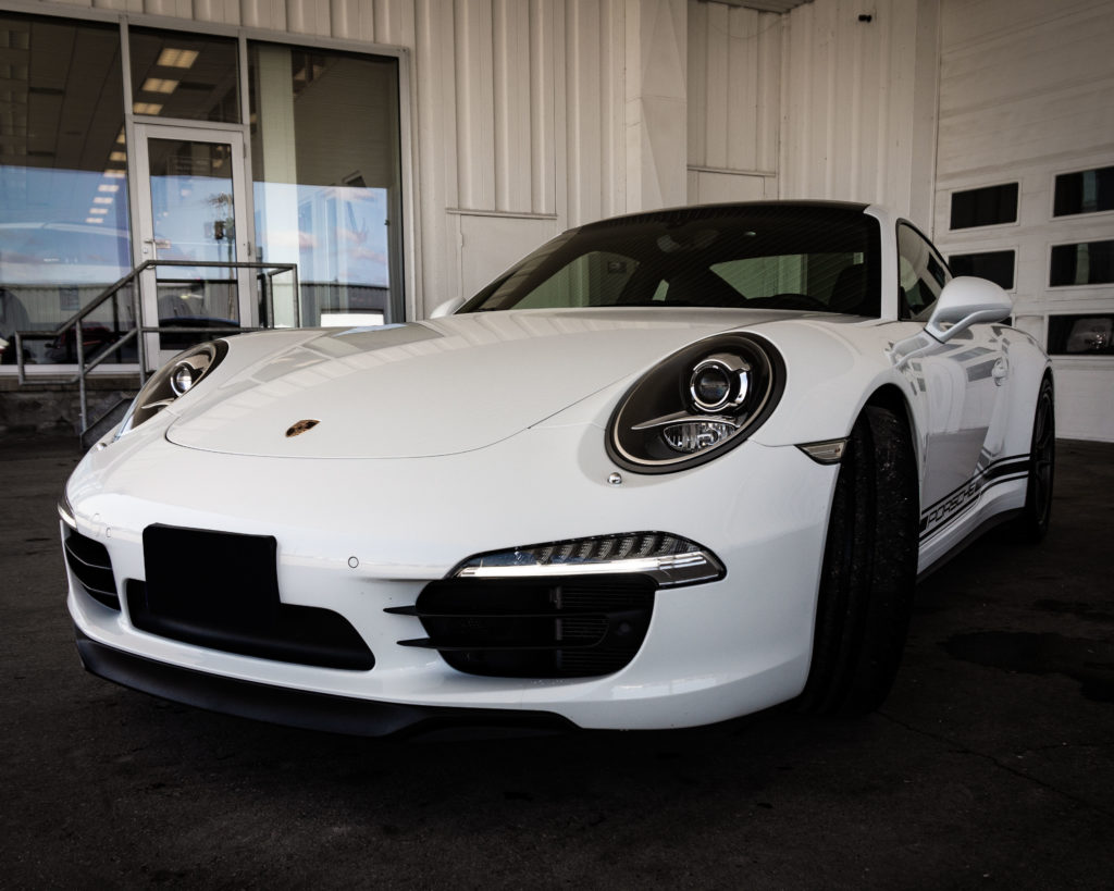 2014 Porsche Carrera S at Listowel Ford