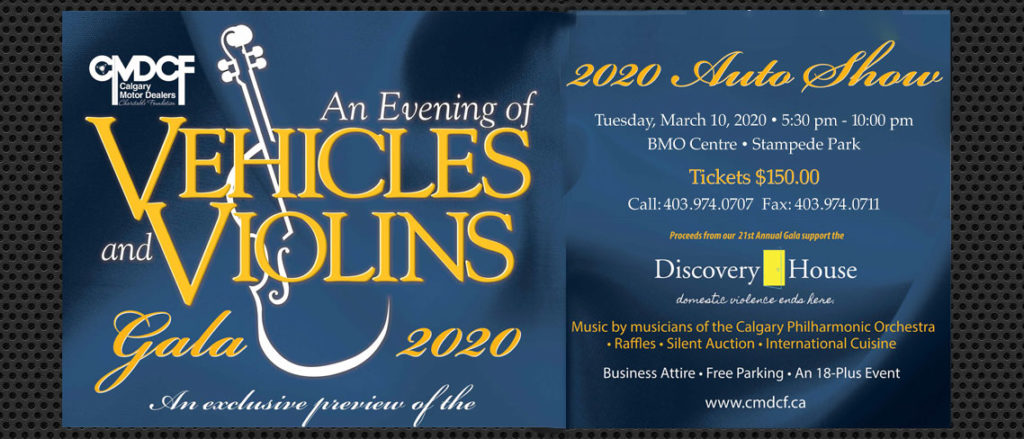 2020 Vehicle & Violin Gala