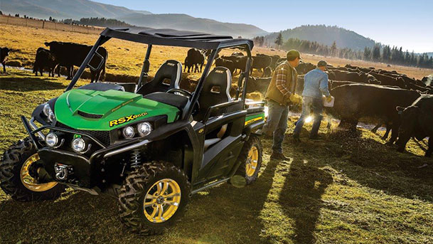 John Deere Equipment 11
