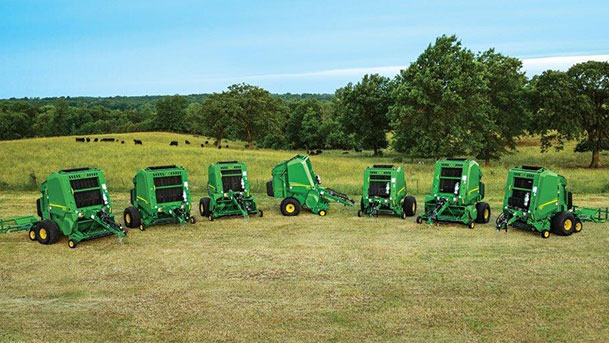 John Deere Equipment 9