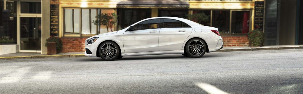 CLA from Mercedes-Benz