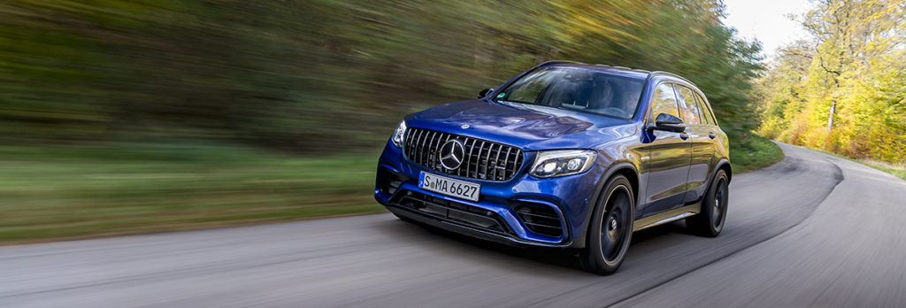 The 2019 Mercedes-Benz GLC