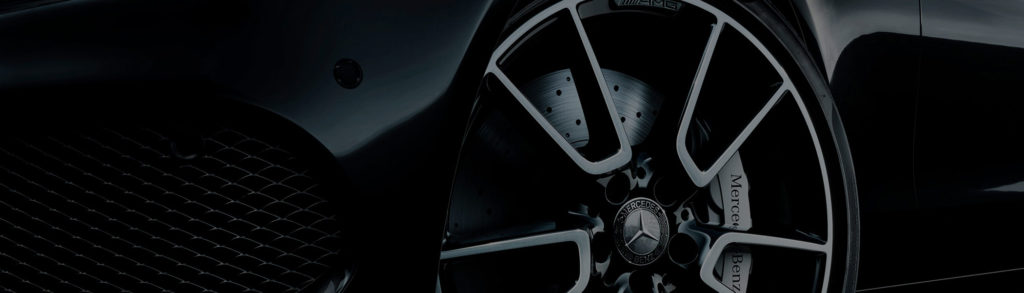 Mercedes-Benz Tires banner