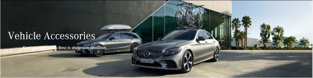 Mercedes-Benz Calgary Accessories