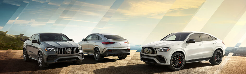 GLE Coupe – SUV or Car at Mercedes-Benz Calgary Banner