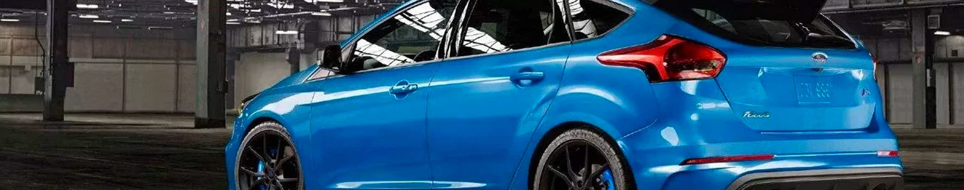 Comparing the 2017 and 2018 Ford Focus RS in Edmonton