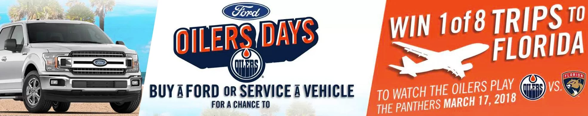 Ford Oilers Days at Team Ford