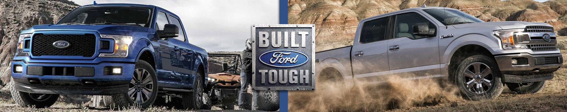 Built Ford Tough Is Back, & Tougher Than Ever!